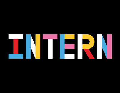Intern Typeface