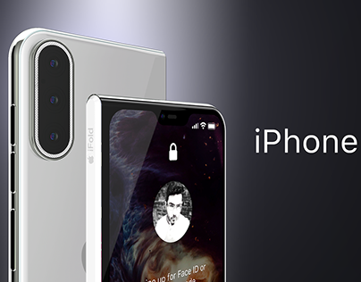 Apple iPhone 11 iFold Concept Phone