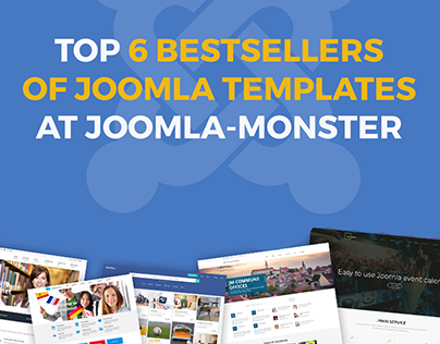 6 best-selling Joomla templates in 2019