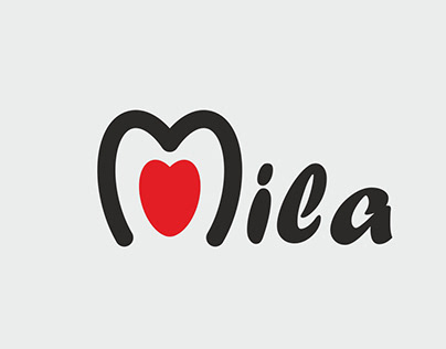 Дизайн логотипа на шоколад