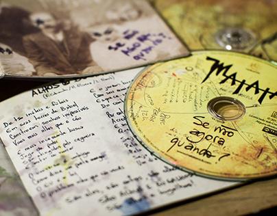 """""""Se não agora, quando?"""" Music album by Matatá"""