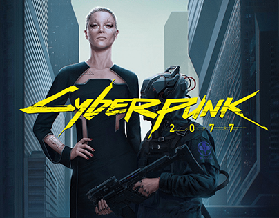 Cyberpunk 2077 Website