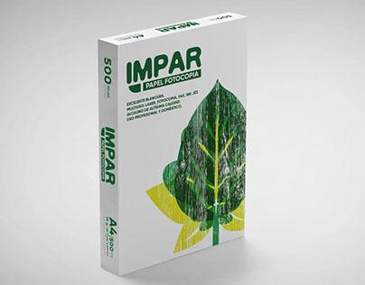 Diseño para resma de papel IMPAR