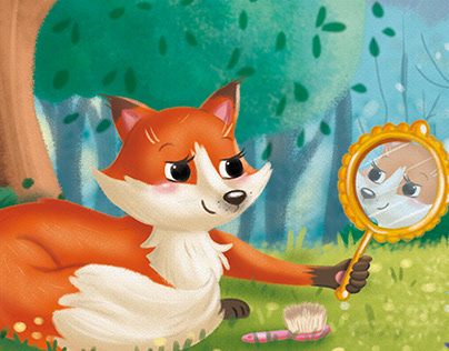 Milla the fox