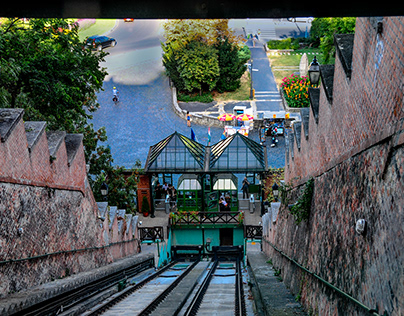Budapest cable car (Hungary)