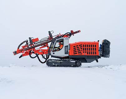 Sandvik Tiger DG810