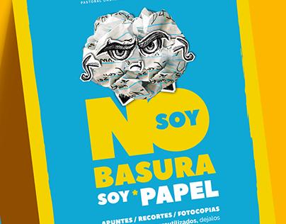 No Soy Basura - Soy Papel