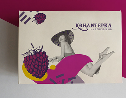Packaging Design for Sweets