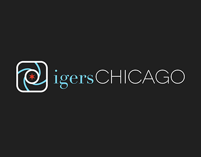IgersChicago Logo Design
