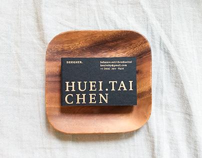 Huei-Tai Chen - Identity for a Designer