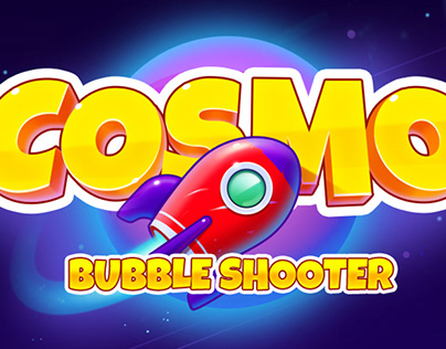 Bubble Shooter Cosmo