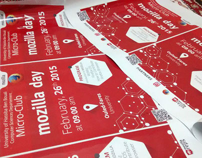 Mozilla Day Poster