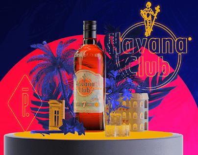 Havana Club Collaboration