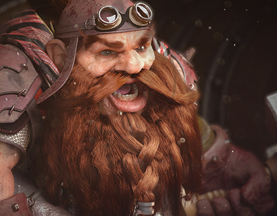 Urin Davaad The protector of anything dwarven!
