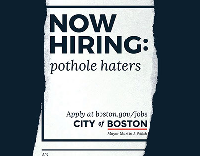 Now hiring: everyday heros