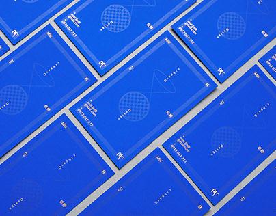 Miti Lin | Namecard Design