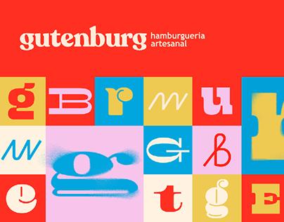 gutenburg | branding