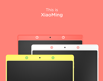 XiaoMing - Learning Tablet