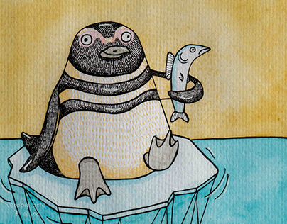 Pingüino de Magallanes | Magellanic Penguin
