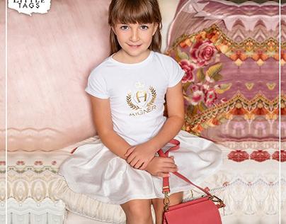Little Girl Designer Purse