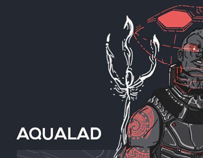 Aqualad (fan art)