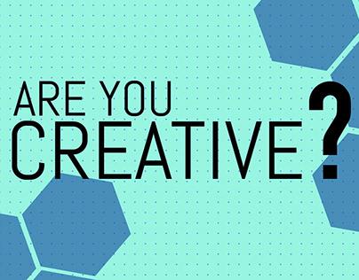 Infographic — Creativity