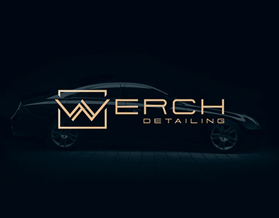 Werch Detailing | Logo and Business Cards
