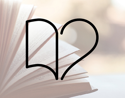 Book fits you - logo and campaign concept