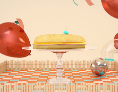 The Magical Sandwich Machine
