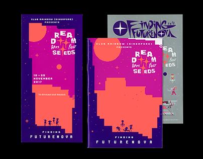 Dreamseeds Arts Festival 2017: Finding Futurenova