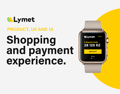 Lymet - Shopping and payment experience