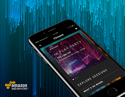 Amazon re:Invent Conference App