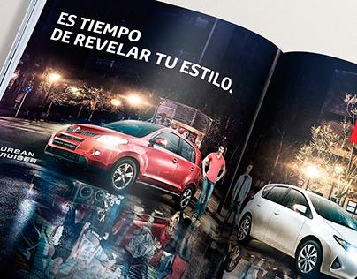 Toyota - Auris / Urban Cruiser