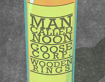Man Called Noon Poster