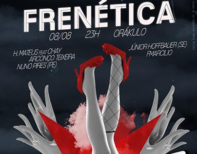 Frenética Party (08/08/15)