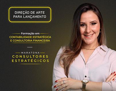 CRIATIVOS PARA LANÇAMENTO - Catarina Amaral - FCECF