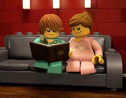 LEGO - Campagne de Noël
