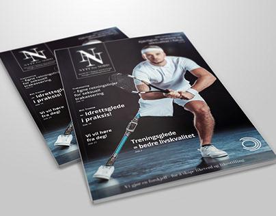 Magazine editoral design