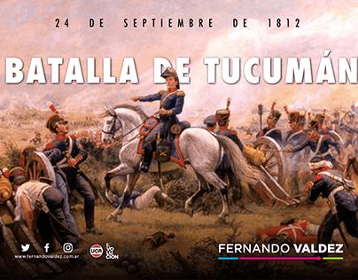 Batalla de tucuman