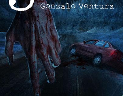 """""""3 días"""" - Book Cover Art"""