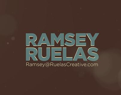 RuelasCreative Reel