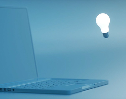 3D // Bright Idea