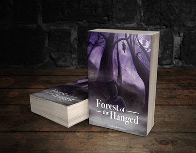 BOOK COVER - FOREST OF THE HANGED