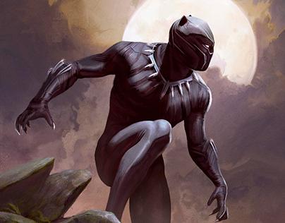 Black Panther (Card #3)