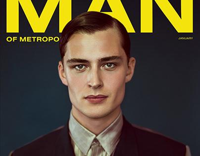 MAN of metropolis Winter 2020