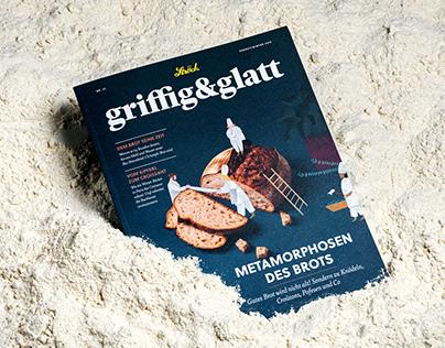 griffig&glatt Magazine No. 51 Magazine Design