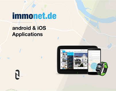 Immonet App / Android & iOS