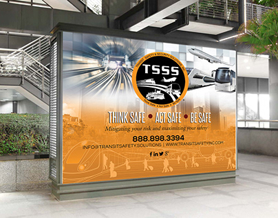 Indoor Billboard & Signage Design
