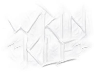 Wrinkle t-shirt design