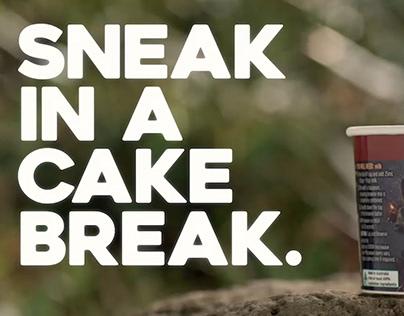 Green's 'Sneak in a Cake Break'